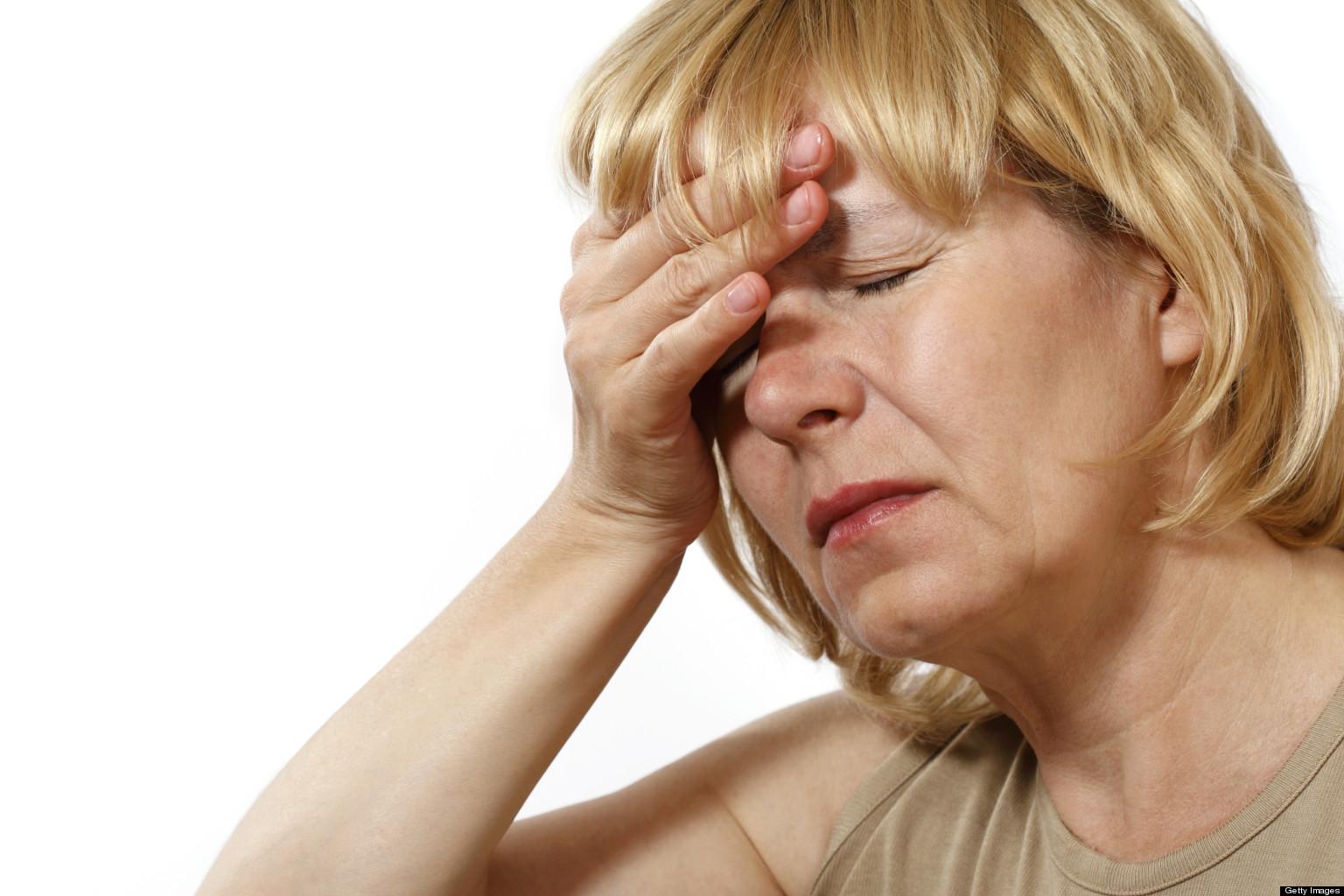 Menopoz ve nefes darlığı